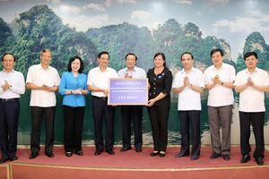 Đoàn công tác thành phố Hà Nội thăm và làm việc tại tỉnh Tuyên Quang