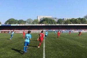 U15 PVF tạo ấn tượng đẹp tại Sportchain Cup 2019 Hà Lan