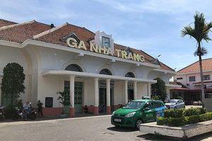 Dời ga Nha Trang: Phải thông qua đấu thầu