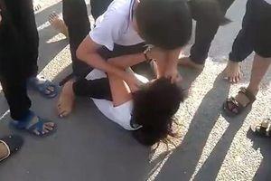 Học sinh lớp 6 bị đánh hội đồng ở Cần Thơ
