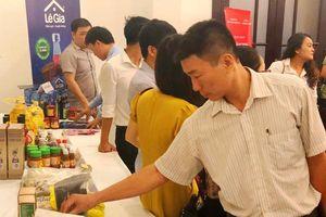 Kết nối doanh nghiệp Việt vào siêu thị AEON