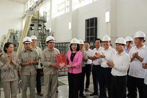 Đoàn công tác TP Hà Nội thăm, làm việc tại tỉnh Yên Bái