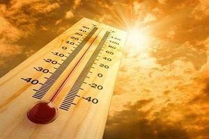 Thời tiết ngày 25.4: Nắng nóng tiếp tục trên diện rộng, Hà Nội chạm ngưỡng 40oC