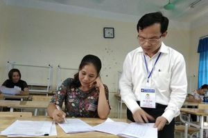 Hé lộ danh sách thí sinh được nâng điểm Ngữ văn tại Hòa Bình