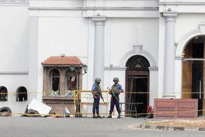 Thêm nhiều người chết trong loạt vụ nổ ở Sri Lanka