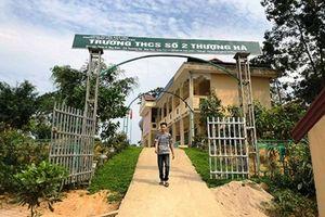Khởi tố thầy giáo xâm hại tình dục học sinh lớp 8 ở Lào Cai