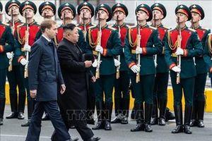 Nhà lãnh đạo Triều Tiên được đón tiếp nồng ấm và hữu nghị tại Nga