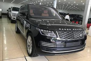 Xe sang Range Rover Autobiography LWB 9,3 tỷ tại Hà Nội