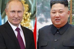 Thượng đỉnh Nga-Triều: Ông Kim Jong-un gặp Tổng thống Putin