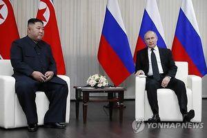 Thượng đỉnh Putin – Kim diễn ra vừa thân ái, vừa nghiêm túc