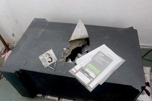 Quảng Bình: Nhân viên đục khoét két sắt lấy 63 triệu đồng của công ty sau khi nghỉ việc