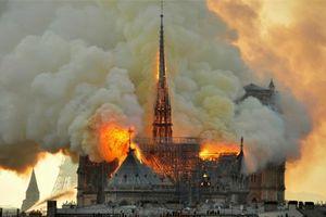 Cháy Nhà thờ Đức Bà Paris do công nhân hút thuốc?