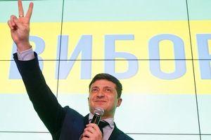 Trong bầu cử Tổng thống Ukraine, người Ukraine chọn sự thay đổi