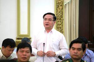 Giám đốc Sở Xây dựng TP.HCM Trần Trọng Tuấn làm Bí thư Quận 3