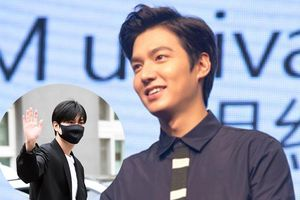 Người hâm mộ nước ngoài bay tới Hàn Quốc đón Lee Min Ho xuất ngũ