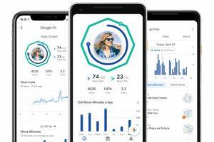 Google Fit có mặt trên iOS