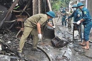 Phòng chống cháy, nổ ở các nhà xưởng: Buông lỏng quản lý, thiệt hại khó lường