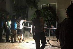 Hà Nội: Bé gái 4 tuổi rơi từ tầng 12 chung cư