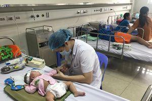 Hàng loạt trẻ nhập viện vì viêm não biến chứng nặng