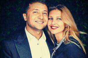'Bóng hồng' 16 năm bên cạnh danh hài vừa đắc cử Tổng thống Ukraine