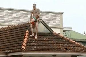 Kẻ ngáo đá ném con từ mái nhà tầng 2 xuống đất bị tuyên 78 tháng tù