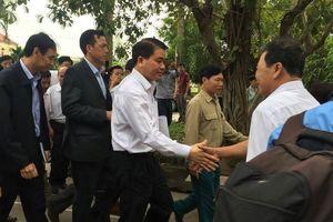 Chiều nay công bố kết quả rà soát kết luận thanh tra đất đai Đồng Tâm