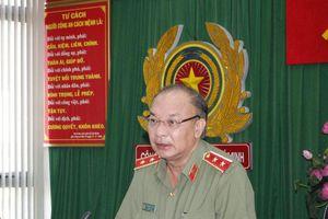 Giám đốc Công an TPHCM muốn 'cải tổ' lực lượng 363