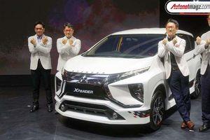 'Bản giới hạn' Mitsubishi Xpander Limited giá chỉ 450 triệu ở Indonesia