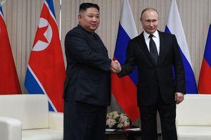 Thượng đỉnh Nga - Triều: 2 giờ đồng hồ cho cuộc gặp '1+1' đầu tiên
