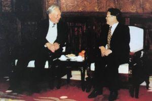 Nguyên Chủ tịch nước Trần Đức Lương nói về vị Tướng toàn tài Lê Đức Anh