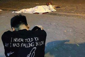 Cùng con trai nữ lao công bị xe tông tử vong viết tiếp ước mơ đến trường