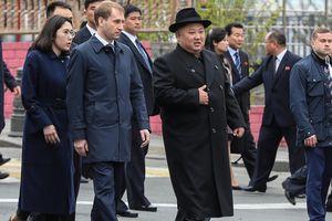 Sau thượng đỉnh Nga – Triều, Tổng thống Putin và Chủ tịch Kim cùng ăn tối
