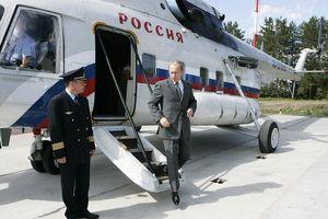 Tổng thống Putin đi phương tiện gì tới Vladivostok để gặp Chủ tịch Kim Jong-un?