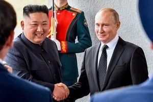 Việt Nam lên tiếng về hội nghị thượng đỉnh Nga - Triều Tiên