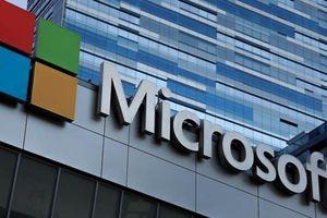 Vốn hóa Microsoft vượt 1 nghìn tỷ USD nhờ lạc quan về mảng đám mây