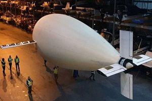Máy bay 'nhẹ hơn không khí' cất cánh thử nghiệm