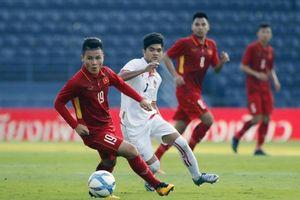 Chuẩn bị cho chiến dịch SEA Games 30, thầy trò Park Hang-seo đối đầu U.23 Myanmar