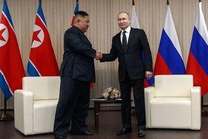 Ông Putin: Hoan nghênh Triều Tiên bình thường hóa quan hệ với Mỹ