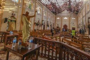 Nhà thờ Công giáo tại Sri Lanka ngừng mọi hoạt động vì lo ngại an ninh