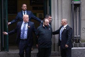 Công tố viên Mỹ cho biết đối tượng bị bắt muốn đốt nhà thờ St. Patrick