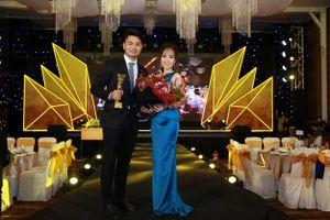 Doanh nhân Thái Hoàng xuất sắc giành giải thưởng Quý ông Hoàn hảo 2019