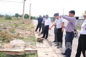 Bà Rịa-Vũng Tàu phản hồi thông tin TTXVN về hệ thống thoát nước tại Long Điền