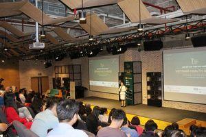 Giải thưởng 'Vinh danh phong trào sống khỏe trong doanh nghiệp'