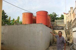 Hàng trăm công trình nước sạch ở Tây Nguyên bị bỏ hoang