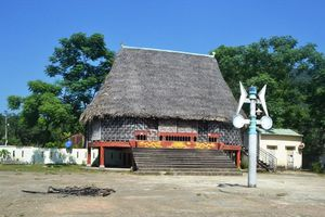 Đà Nẵng: Ì ạch triển khai dự án xây dựng nhà Gươl cho đồng bào Cơ Tu