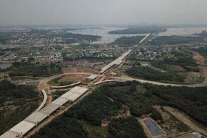 Cao tốc Bến Lức - Long Thành: Sẽ xử lý nghiêm các trường hợp cản trở quá trình thi công!