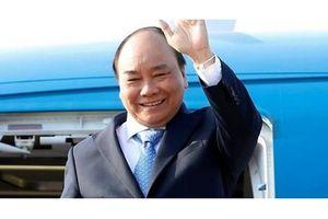 Thủ tướng lên đường tham dự Diễn đàn cấp cao hợp tác 'Vành đai-Con đường'
