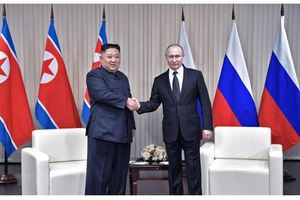 Cuộc gặp giữa hai nhà lãnh đạo Nga và Triều Tiên dài gấp đôi dự kiến
