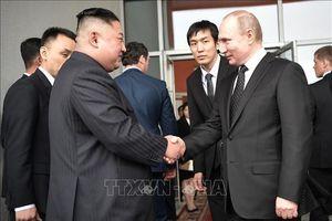 Hội nghị thượng đỉnh Nga-Triều: Hai bên không ra tuyên bố chung