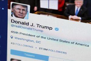 Twitter xóa sạch 5.000 tài khoản chỉ trích về báo cáo của Mueller